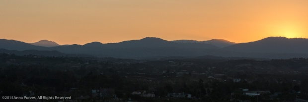 Dawn in Temecula_Before Launch